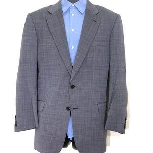Hickey Freeman Birdseye Canterbury Suit - FLAWED